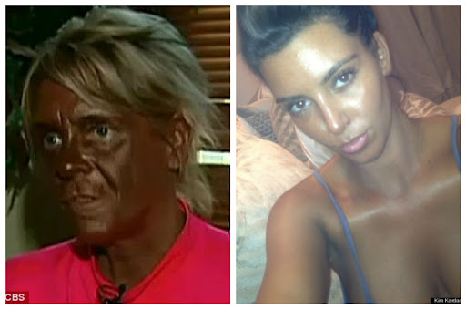 "8666f47127a Patricia ""Tanning Mom"" Krentcil stole national attention with her leathery  bronze look after first making headlines for allegedly bringing her  5-year-old ..."